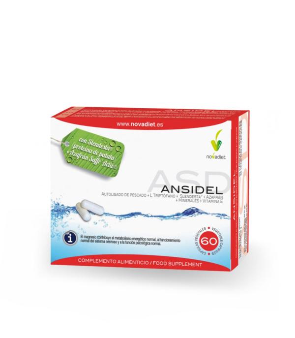 Ansidel - Herboldiet