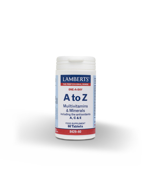 A to z multivitamins - Herboldiet