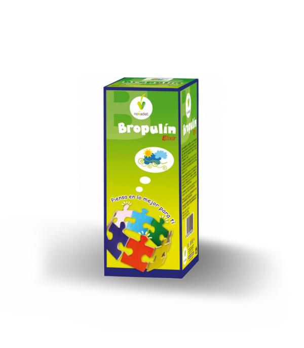 Bropulín - Herboldiet