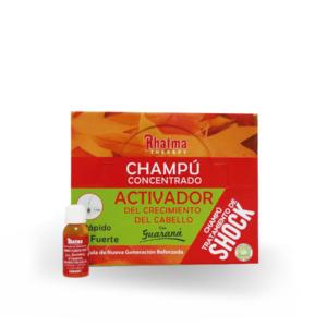 Champú Activador Guarana - Herboldiet