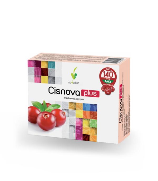 Cisnova Plus - Herboldiet
