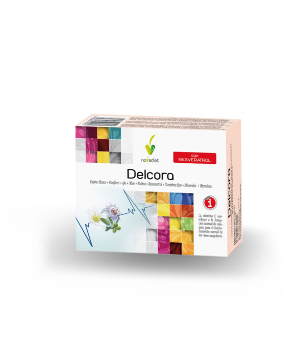 Delcora - Herboldiet