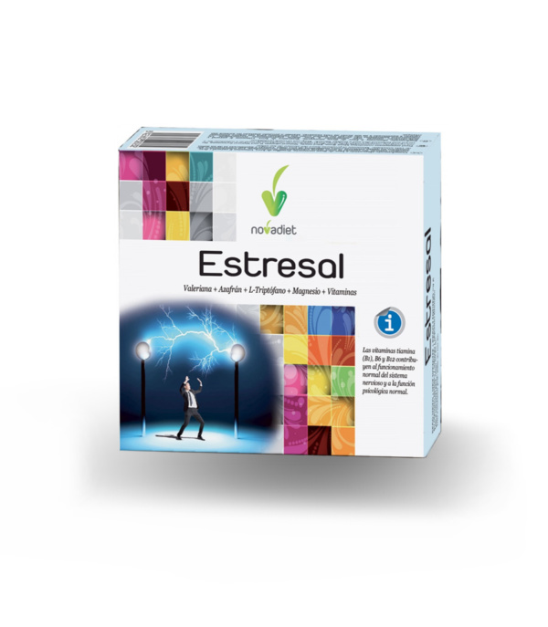 Herboldiet - Estresal