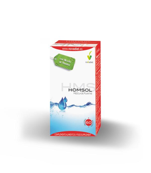 Homsol - Herboldiet
