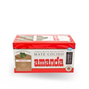 Mate cocido Amanda - Herboldiet