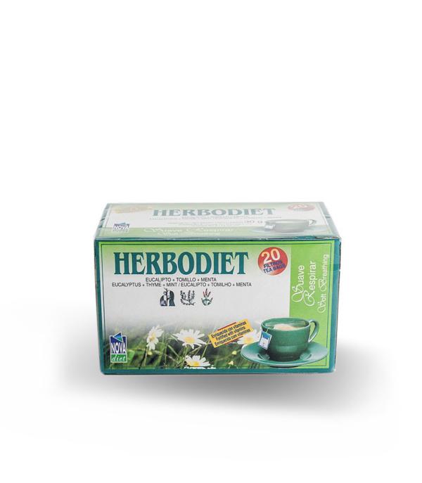 Suave Respirar - Herboldiet