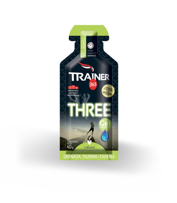 Trainer Three Gel - Herboldiet