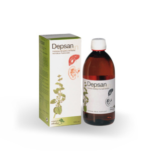 Depsan 500ml - Herboldiet