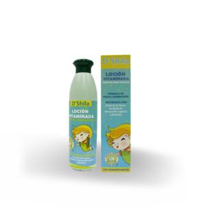 Loción vitaminada Escolar - Herboldiet