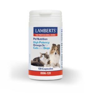 Omega 3 Perros y gatos - Herboldiet